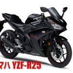 ヤマハ YZF-R25を高く査定してもらう方法