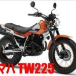 ヤマハ TW225を高く査定してもらう方法